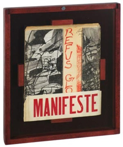 Manifesto Refus global