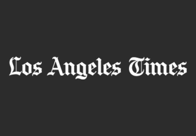 Los Ángeles Times lanza textos de la edición impresa