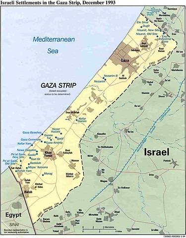 Israel occupation
