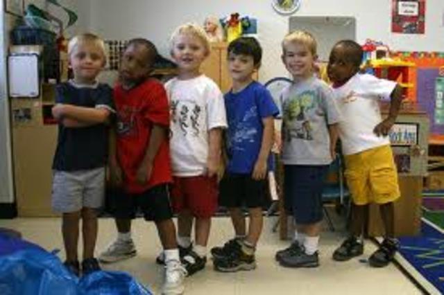 Barnomsorgen omfattas av skollagen,