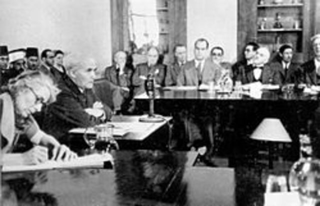 The Anglo-American Committee of Inquiry