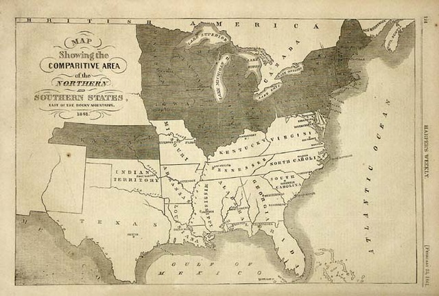 Confederate States of America is Formed