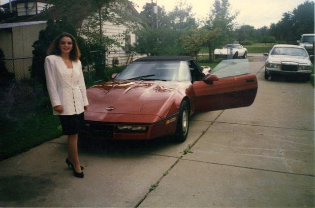 First car as a couple