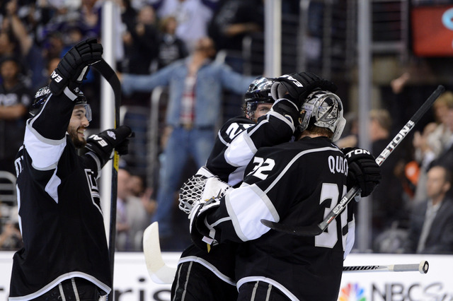 Kings set new road record in playoffs