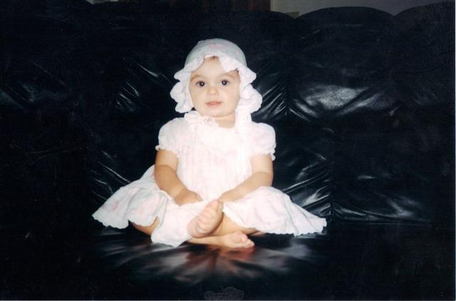 Christina was born.