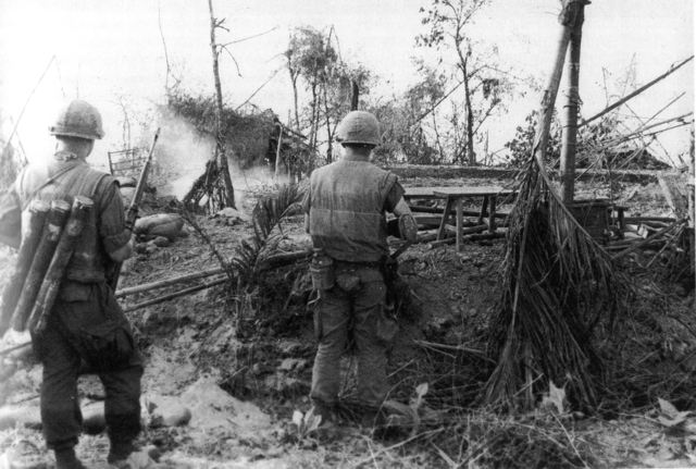 Tet Offensive Ended