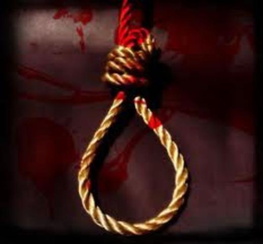 Suicide in the Prison