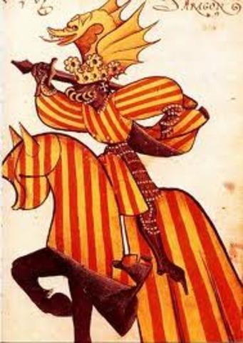 • Es forma la Corona d'Aragó