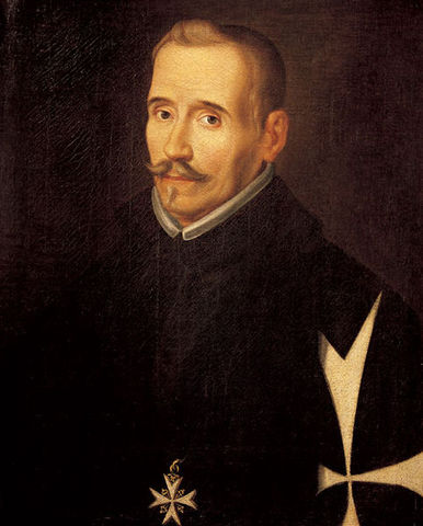 Lope de Vega publica Fuenteovejuna