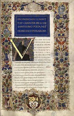 Lírica Petrarquista. Garcilaso de la Vega