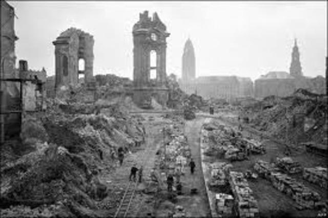 Bombing of Cities