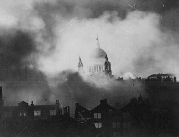 Bombing of Cities: Britain