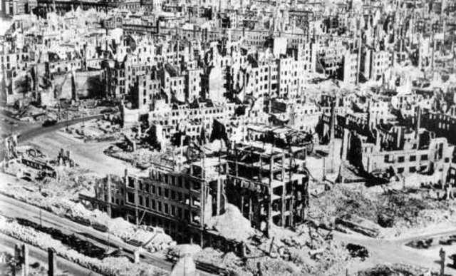 Bombing of Cities:Germany