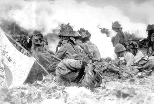 Second Sino-Japanese War Begins