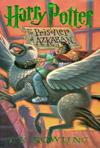 The third book, Harry Potter and the Prisoner of Azkaban