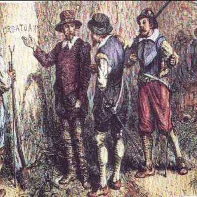 Roanoke: The Lost Colony timeline