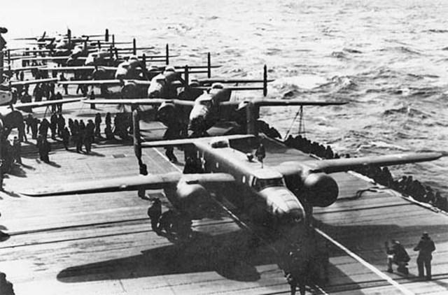 Doolittle's raid on Japan