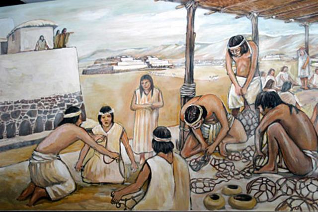 700 a.c. La división internacional del trabajo es la división del proceso de producción mundial entre países y regiones mediante la especialización en la realización de determinados bienes.
