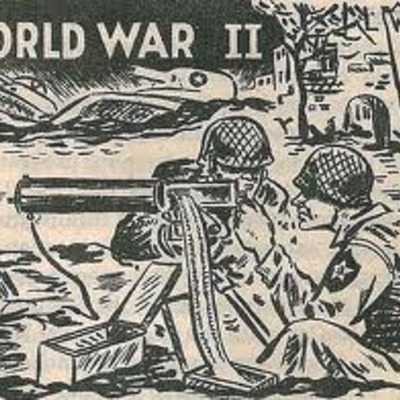 Monica - WWII timeline
