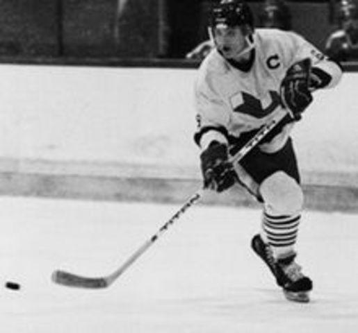 First Hockey Team of Career