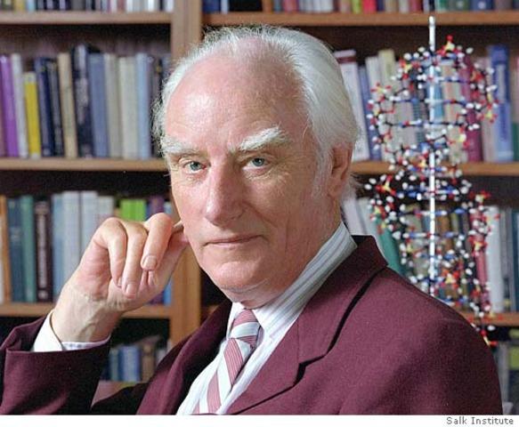 Nace Francis Crick en Weston Favell, Reino Unido.