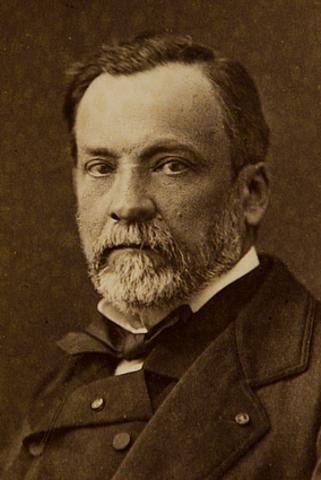 Louis Pasteur. 27/12/1822 - 28/09/1895