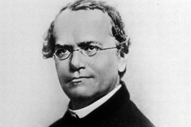 Gregor Mendel. 20/06/1821 - 6/01/1884