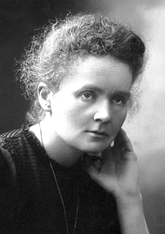Marie Curie. 7/11/1867 - 4/7/1934
