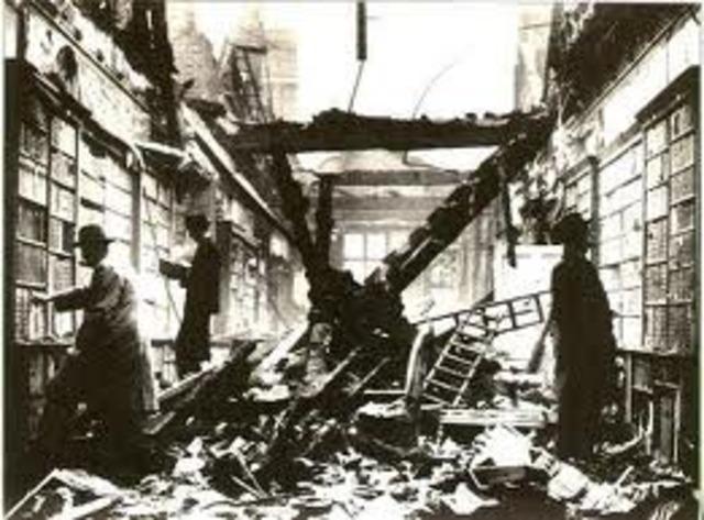 Bombing of Britain.