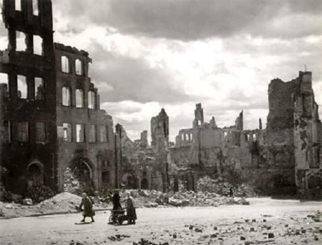 Frontline Civilians: The Bombing of Cities
