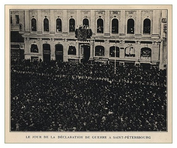 The Mobilization of People