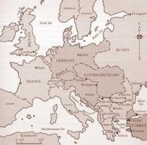 Rivalry in Europe