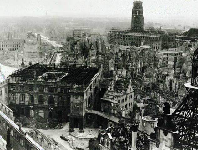 The Bombing of Cities: Britain