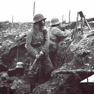 World War 1 Battles  timeline