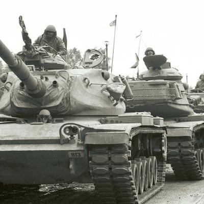 Development of the Cold War timeline