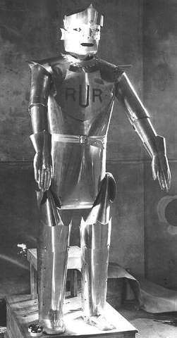 SE EXPRESA  EL TITULO DE ROBOT AL MUNDO