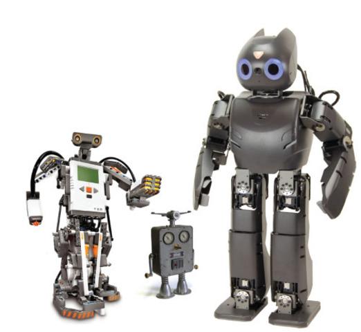 ROBOTS  CON  INTELIGENCIA ???