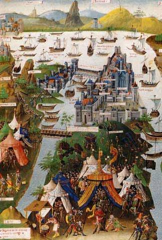 Cae Constantinopla