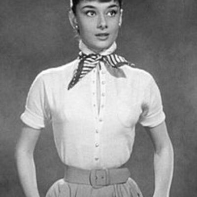 Audrey Hepburn - Liam timeline