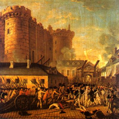 Revolucion Francesa por Yamila y Amalia timeline