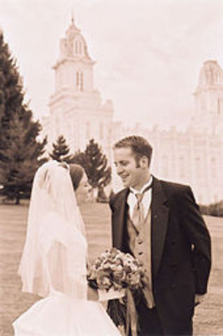 Tatiana gets married