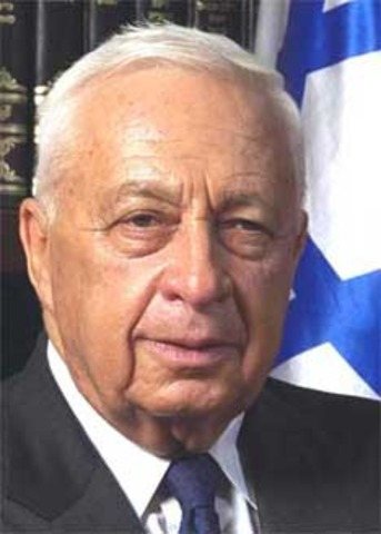 Ariel Sharon becomes leader of the Likud party