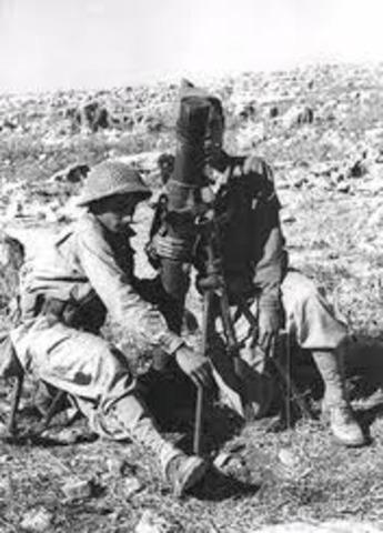 1948 Palestine War (Israeli War of Independence)