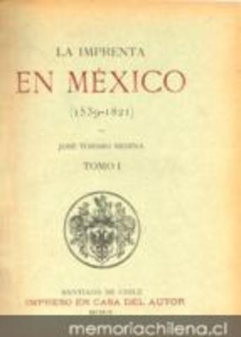 Imprenta en Mexico