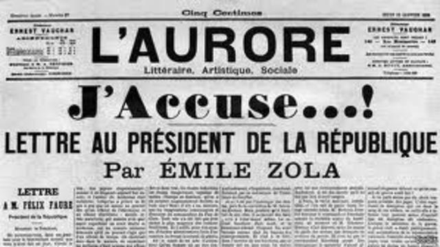 Anti-Semitism-Dreyfus Affair