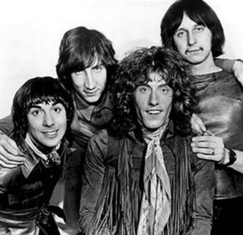 """The Who release """"Tommy"""", the first rock opera"""