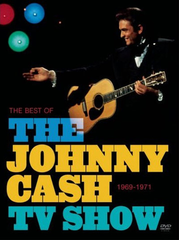 """""""The Johnnhy Cash Show"""" debuts on ABC- TV"""