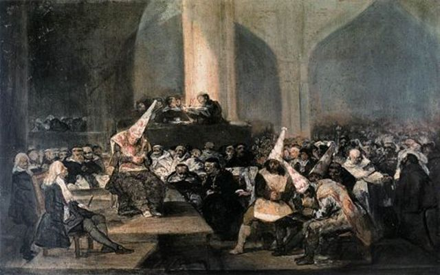 Start of  Spanish Inquisition (1478-1834)