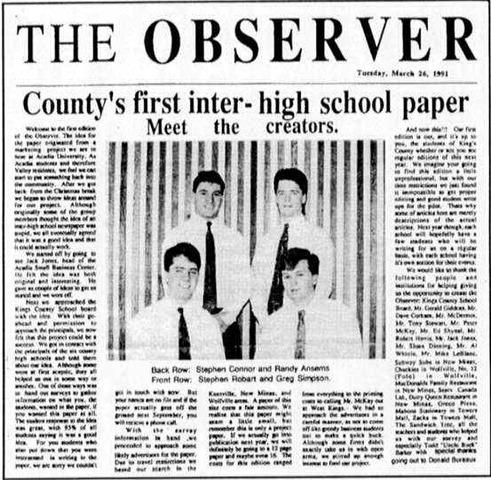 The Observer Inglaterra