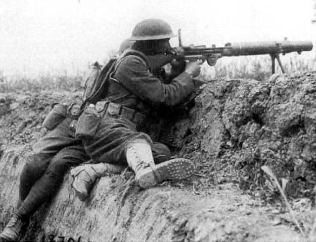 Termina la Primera Guerra Mundial